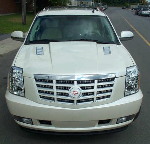 ACS New Cadillac Escalade Hood