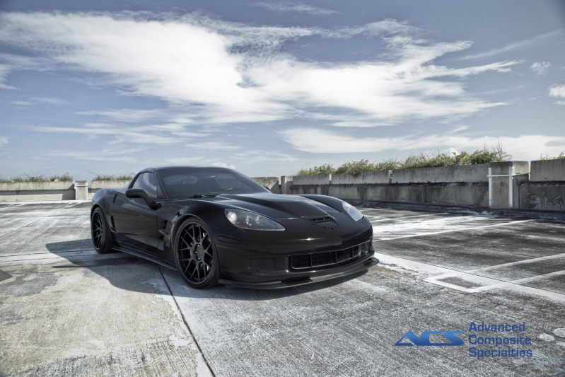 Acs C6 Corvette Widebody Completed Acscomposite S Weblog